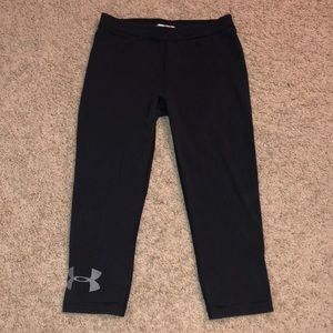 Under armor - capri leggings